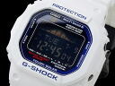 ★Move ★ Casio CASIO G-Shock G-SHOCK G ライドジーライドタフソーラーメンズ electric wave watch GWX-5600C-7 men Mens watch clock arm during the up to 1,500 yen off coupon distribution, and is; gwx5600c-7 white white