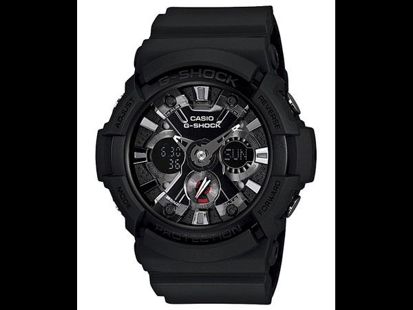 カシオ CASIO Gショック G-SHOCK 腕時計 GA-201-1AJF 国内正規