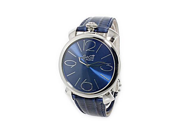 ガガミラノ GaGaMILANO マニュアーレ シン46 クォーツ メンズ 腕時計 5090.04