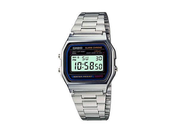 カシオ CASIO スタンダード デジタル メンズ 腕時計 A158WA-1JF