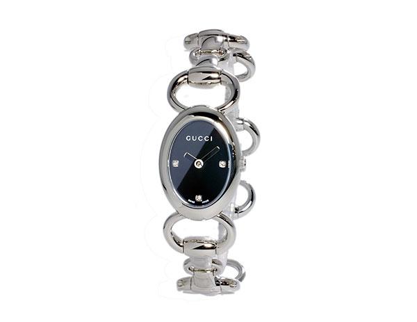 グッチ GUCCI クオーツ レディース 腕時計 YA118503