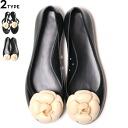 カメリアフラワー-rubber sandals ★ with ★ Tongs and flat pumps • 10P28oct13