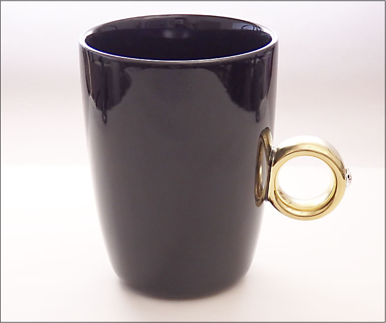 Floyd フロイド カップリング マグカップ ギフト 人気 指輪 コップ ウエディング  セット ガラス 箱入り ギフト 引き出物 プレゼント 食器