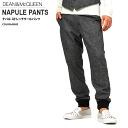 DEAN &McQUEEN (Dean & McQueen) _NAPULE stretch wool pants (gray (05))