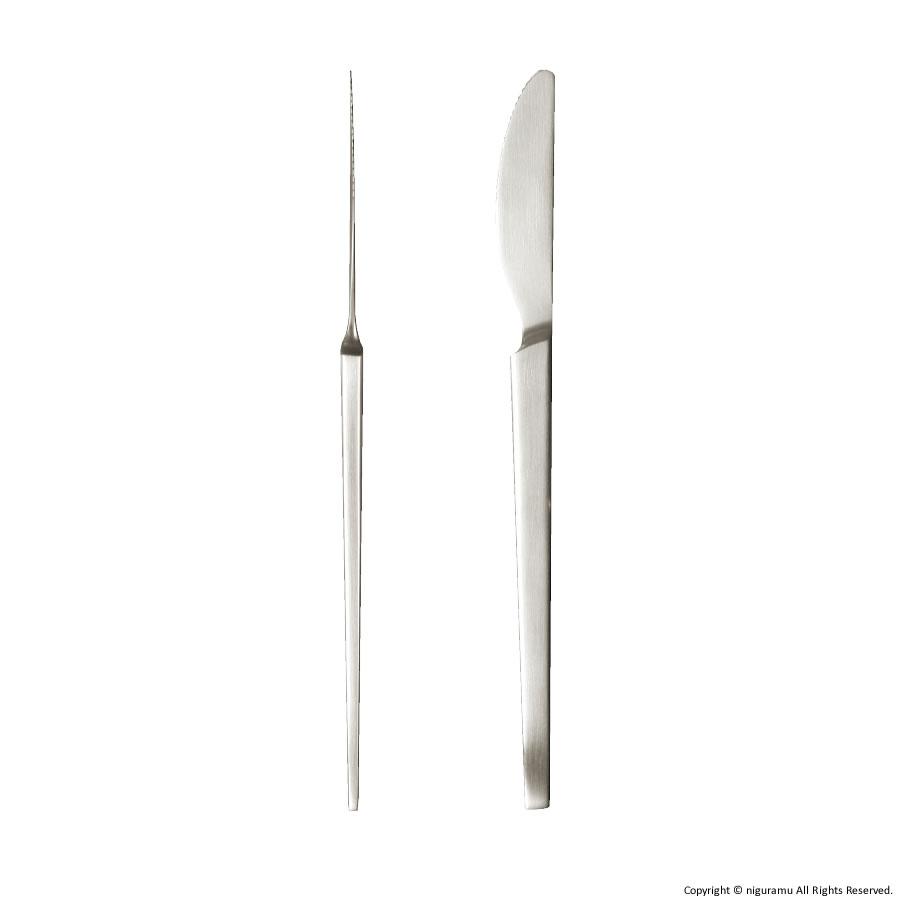 笹型/デザートナイフ