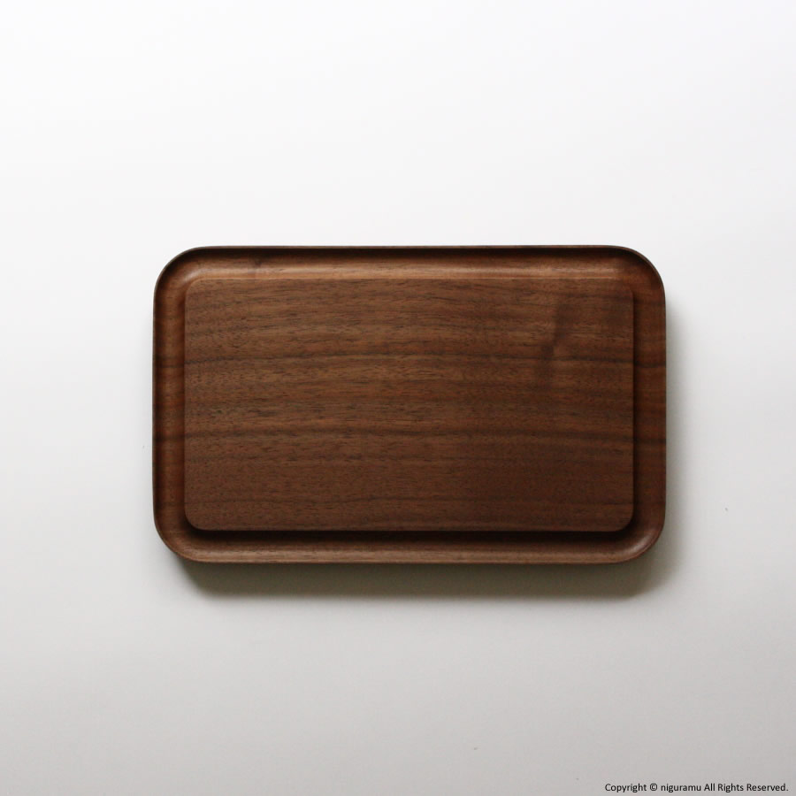 Kakudo, ボード L / ウォールナット