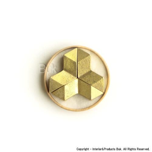 箸置き 結晶(3個入り)