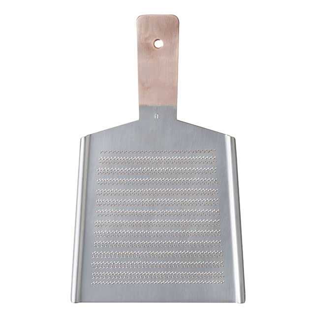 平型おろし金 1番 両面 (大根/薬味用)