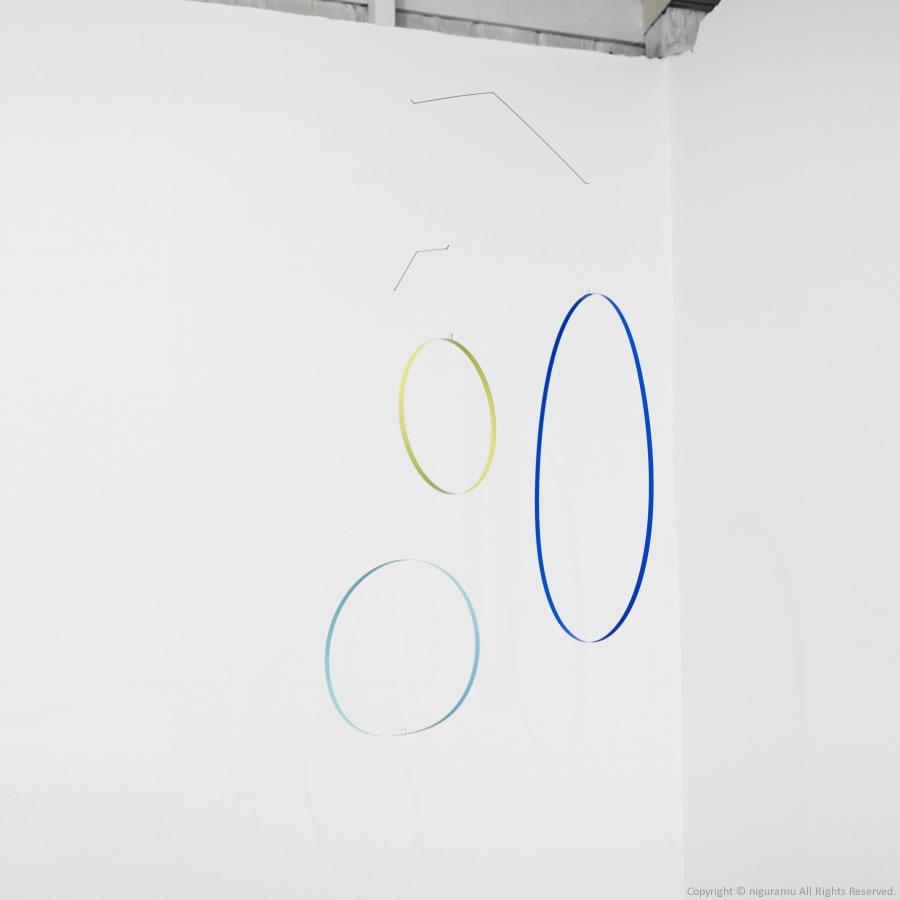 circle walz/ブルー, ミント, イエロー