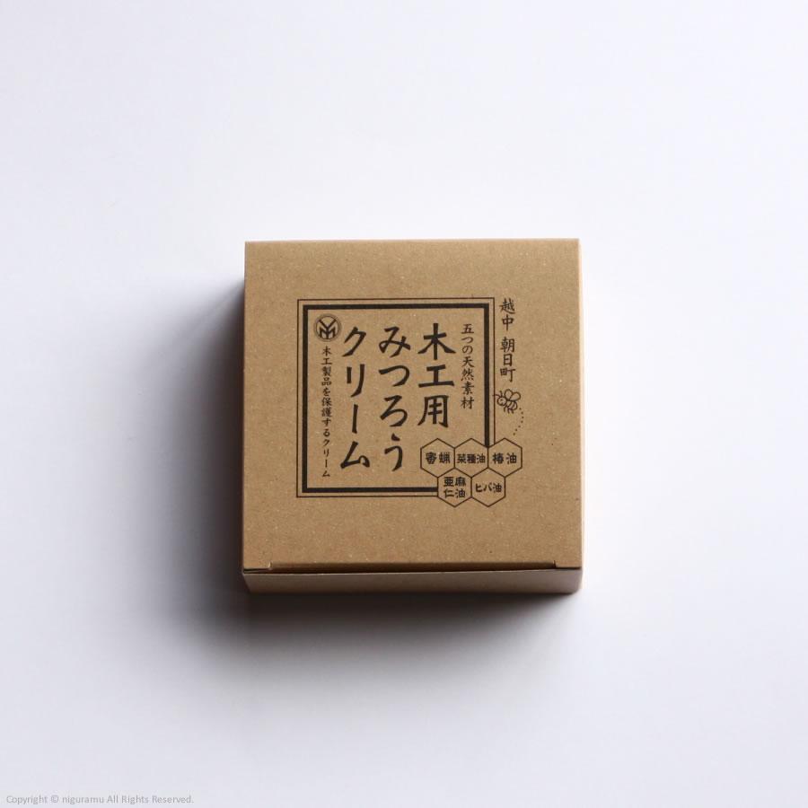 木工用みつろうクリーム / 200g
