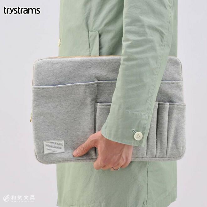 トライストラムス バッグインバッグL