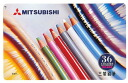 Mitsubishi pencil, 36 color 880 2 solid sales