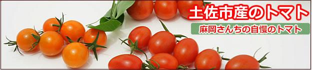 まるちゃんちのトマト