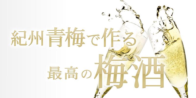 紀州青梅で作る最高の梅酒