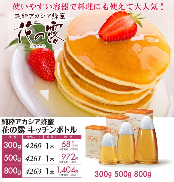 花の露キッチンボトル(単品)