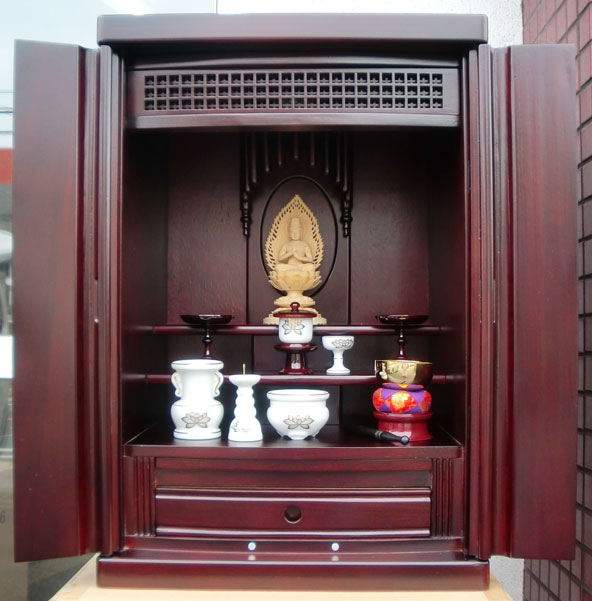 Altars Buddha And Search On Pinterest