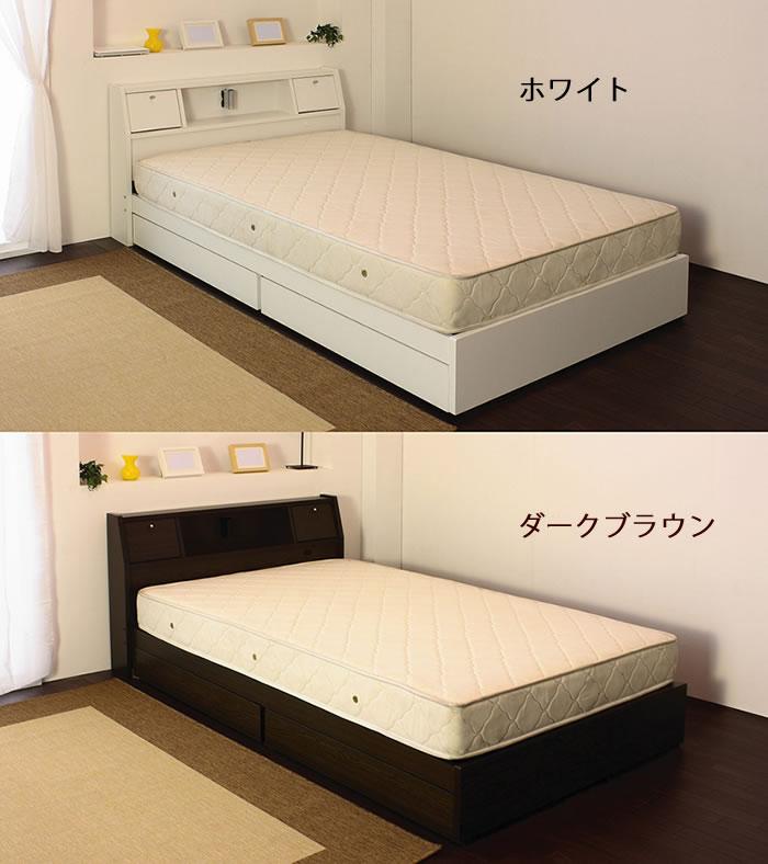 SDベッドセミダブルサイズ ...