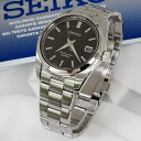 SARB033 SEIKO automatic winding movement 6R15 second hand stop function watch clock