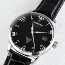Junkers JUNKERS Mid self-winding watch watch clock 6365-2AT made in Germany budget 30,000 yen Boys size
