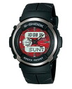 Casio G shock G-300-4AJF watch clock
