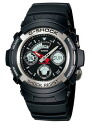 Casio G-Shock AW-590-1AJF watch clock