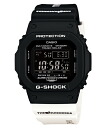 Casio G-Shock GW-M5610TH-1JR watch clock