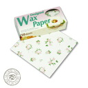 Design wax paper handy-type rose