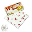 Design wax paper handy-type Strawberry