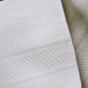 Style linen cloth linen towel white (white) fs3gm