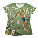 Beauties of nature, on the other side of child's largest domestic & General ladies print t-shirts series