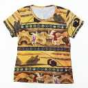 Beauties of nature, Otogi zoshi carefully selected ladies T shirt series