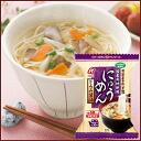 14 g of Amano foods freeze dry にゅうめんとろみ soy sauce 48 case [instant にゅうめんにゅーめんそうめん]