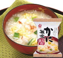 It is 21.5 g of six *6 porridge of rice and vegetables treasuring [instant porridge of rice and vegetables porridge of rice and vegetables] in Amano foods freeze dry