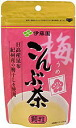 55 g of Ito En, Ltd. plum seaweed drinks 30 bags case [plum seaweed drink]