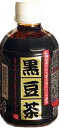 280 ml of 24 oasis black soybean tea pet Motoiri []