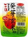 Rice instant retort rice retort rice] of 180 g of rice germination unpolished rice pack 24 case [sugar of the Sato food sugar