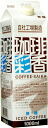 1,000 ml of coffee] of 12 G S food 珈琲彩香無糖 1L pack Motoiri [iced coffee coffee shops