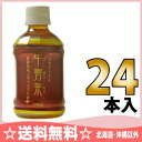 Kashiwazaki vegetables burdock root tea 280 ml pet 24 pieces [burdock root tea decaffeinated tea.