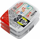 Rice instant retort rice sugar food retort rice] of *12 200 g of three meals of rice さがびより packs case [sugar of the Sato food sugar from Saga