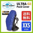 씨 투 서밋 U 실 팩 커버 XXS 레인 커버 | 잭 커버 | Sea to Summit | 울트라 실버 나일론 | 발 수 | 방수 | 잭 커버 | 아웃 도어 | 스노우 스포츠 | 등산 | 간단한 | 강건한 | 캠핑 | 스토리지 가방 | 커버