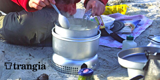 trangia�ʥȥ�󥮥���Alcohol Burner ���륳����С��ʡ�TR-B25