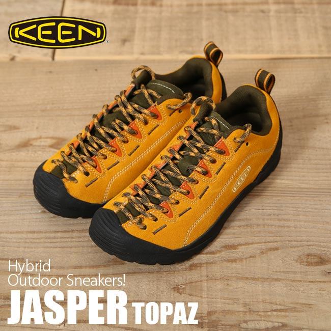 KEEN キーン JASPER ジャスパー スニーカー 靴 シューズ メンズ ウィメンズ 男性 女性 レディース アウトドア トレッキング 登山 クライミング キャンプ タウンユース サイクリング ウォーキング おしゃれ