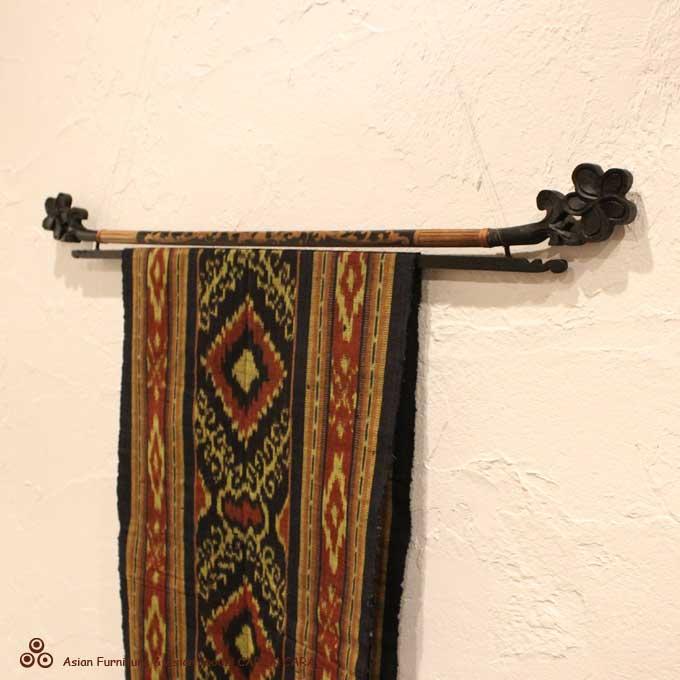 Tapestry Sculpture Sculpture Ikat Tapestry