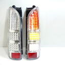 200 system high ace pure look full LED tail lamp clear