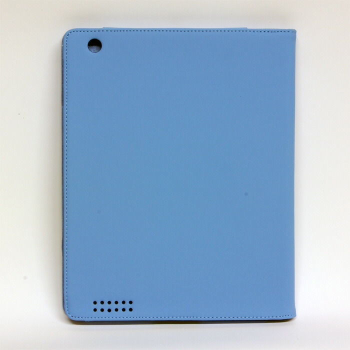 iPad2専用レザーケース羽なし扇風機
