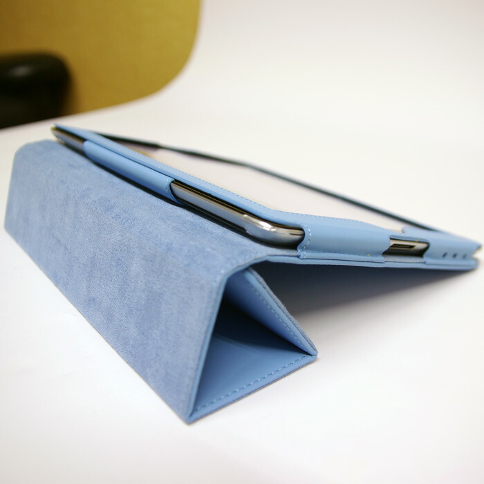 iPad2専用レザーケース