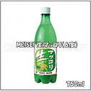 750 ml of quantity of Korea, 6% of MEISEI straight マッコリ alcohol frequency, contents