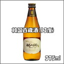 Korea traditional sake and BEK ( ペクセジュ ) (ABV 13%) contents of 375 ml