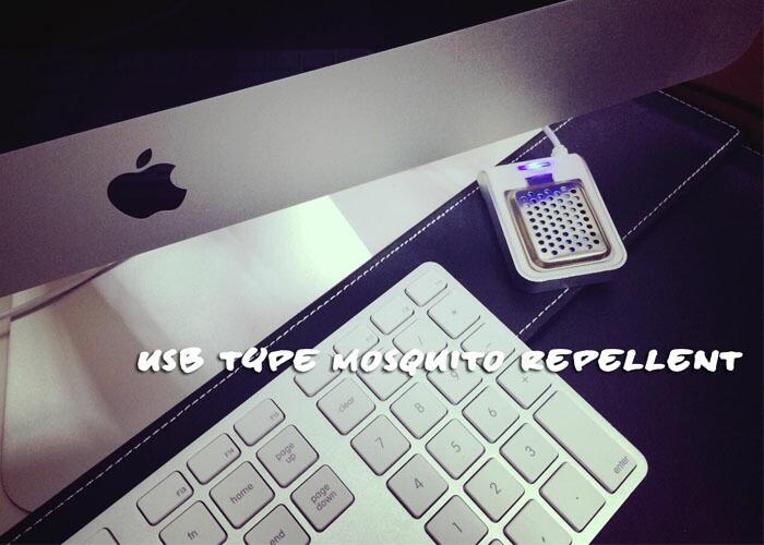 USB蚊取り器