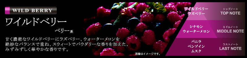 BLANG(ブラング)ワイルドベリーの香り